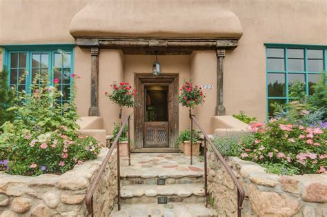 houses for sale in santa fe nm historic adobe homes for sale in santa fe new mexico historic eastside canyon