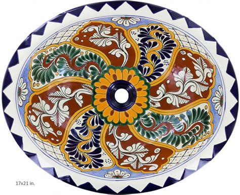 Mexican Tile Mexican Talavera Veracruz Mexican Tile Mexican Talavera Sink Veracruz