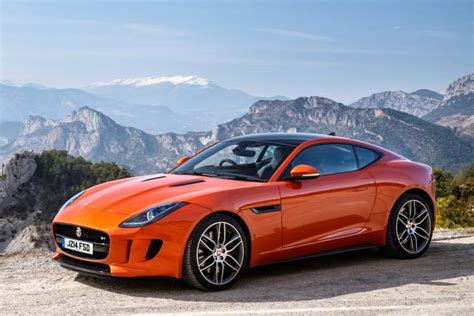jaguar f type coupe