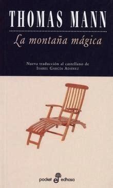 leer libro de texto la montana magica en linea thomas mann escrito para