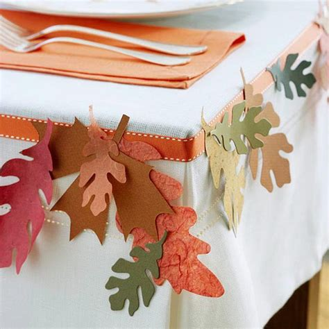 fall decorating projects fall decor crafts easy fall leaf projects