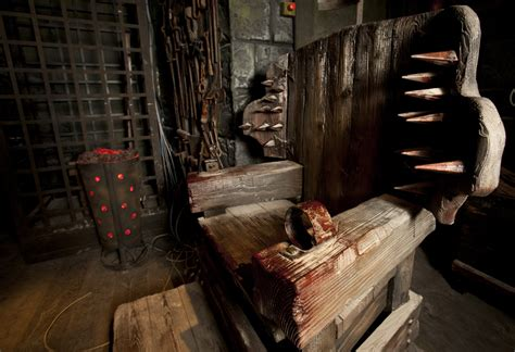 In pictures: the horrors of the new London Dungeon ? Now. Here. This. ? Time Out London