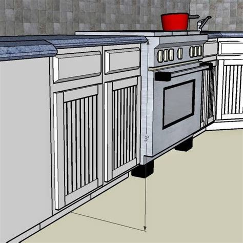 kitchen cabinet height from counter kitchen cabinet heights