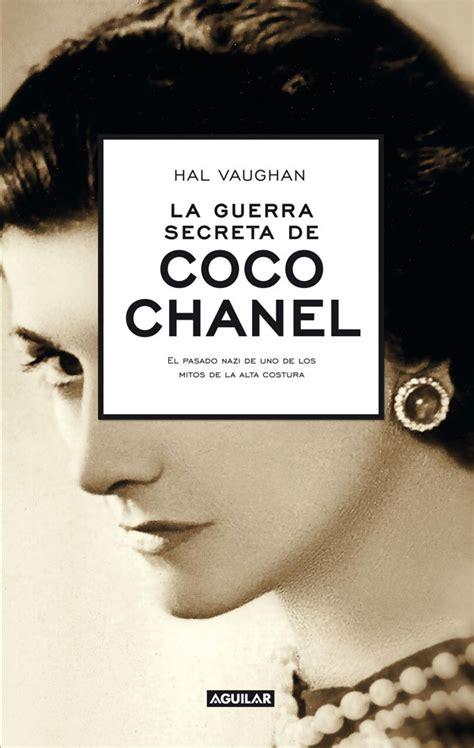 libro la guerra secreta la guerra secreta de coco chanel