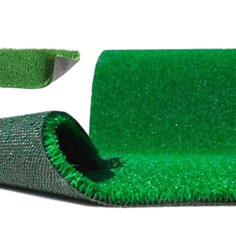 tappeto verde sintetico prezzi prato verde sintetico moquette tappeto 1x25 mtl per