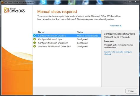 outlooksetup8 office 365 for business number one