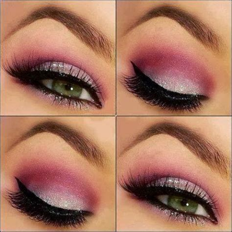 Shadow Bm by 9 Beautiful Shades Of Pink Eye Makeup For Wedding Styles