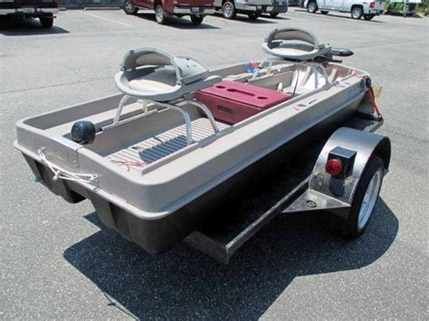 pond prowler boat utility boats for sale