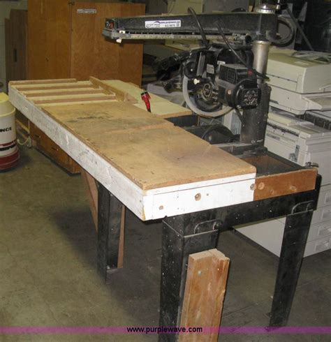 Radial Arm Saw Table by Dewalt Radial Arm Saw Table Top Images