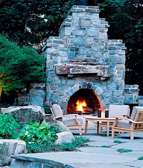 Backyard Buildings Outdoor Fireplaces Amp Fire Pits In Mclean Amp Great Falls Va