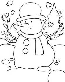 winter coloring coloring pages winter season cooloring