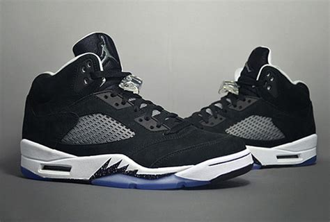 Air V Oreo air 5 retro quot oreo quot new detailed images sbd