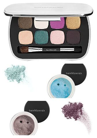 Bare Escentuals Introduces Mineral Nail Nail Tech Secrets by Bare Minerals Eye Shadow And Fashion Tech