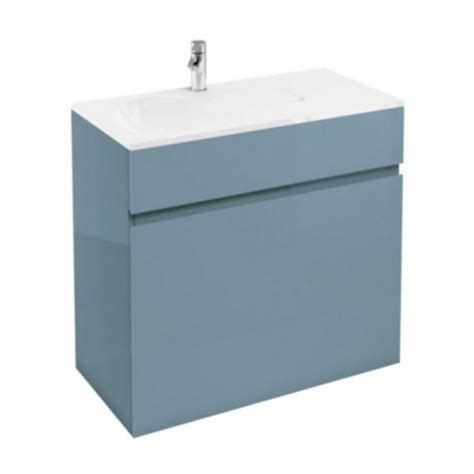 recessed cabinet unit heater aqua cabinet d300 fitted 600mm semi recessed basin unit