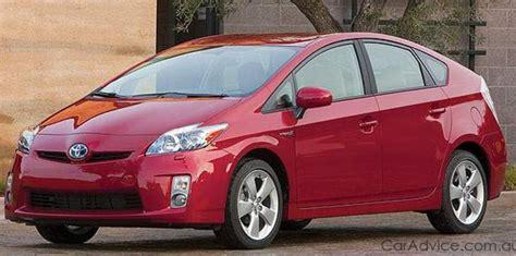 Toyota Prius 2010 Price 2010 Toyota Prius Us Pricing Announced
