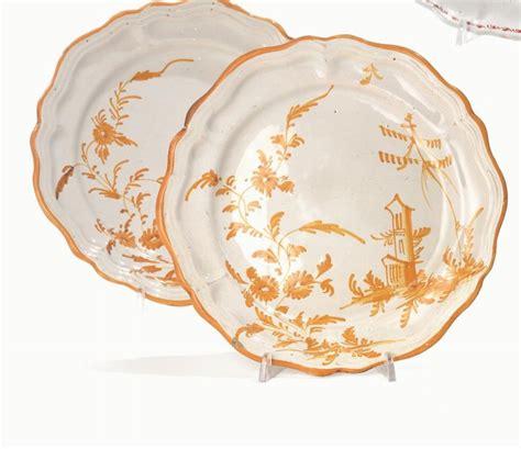 aste lodi pavia coppia di piatti lodi met 192 secolo xviii porcellane