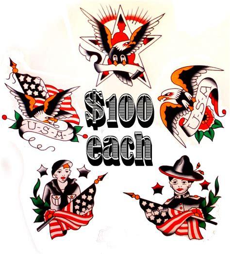 american traditional flash tattoo designs www pixshark