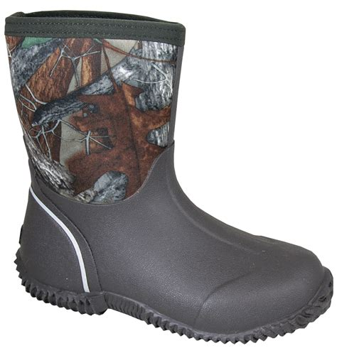 toddler rubber boots smoky mountain boots toddler boys hibian 8 034 camo