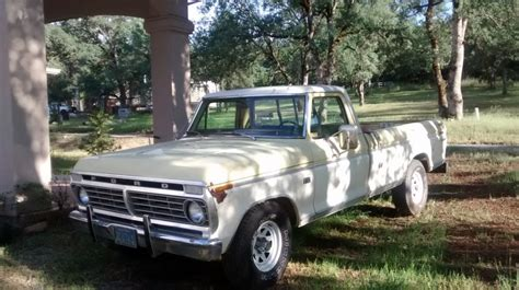 ford 73 f 100 roseville 95664 pilot hill ca 1500 truck vehicle deal classified ads
