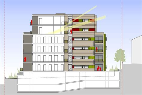 section a apartments yagoona apartments redshift architecture art