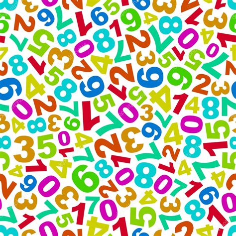 background design numbers numbers wallpaper clipart www imgkid com the image kid