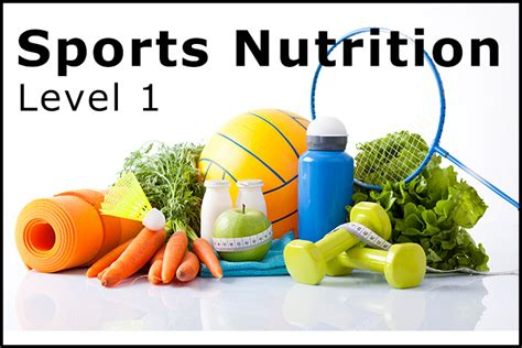 Sports Nutrition Nutrition Programs Canada Nutrition And Dietetics