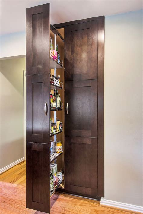 kitchen pull out pantry cabinets storage buy