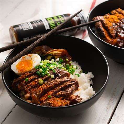 teriyaki steak rice bowl marions kitchen
