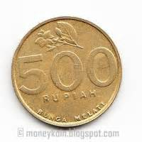 Uang Antik 5 Rupiah Kecil Langka Benda Antik Langka Uang Logam Indonesia 500 Rupiah