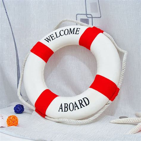 boat safety buoy swimline lifeguard life preserver swimming pool foam