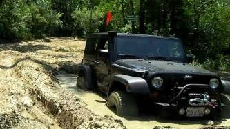 Jeep Offroading Roading With 2012 Jeep Wrangler Black Ops Edition
