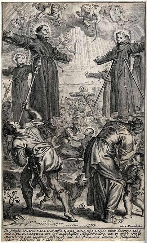 St Miki st paul miki and companions martyrs