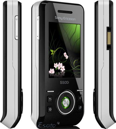 Sony Ericsson W660 K660 Bahan sony ericsson s500 picture gallery