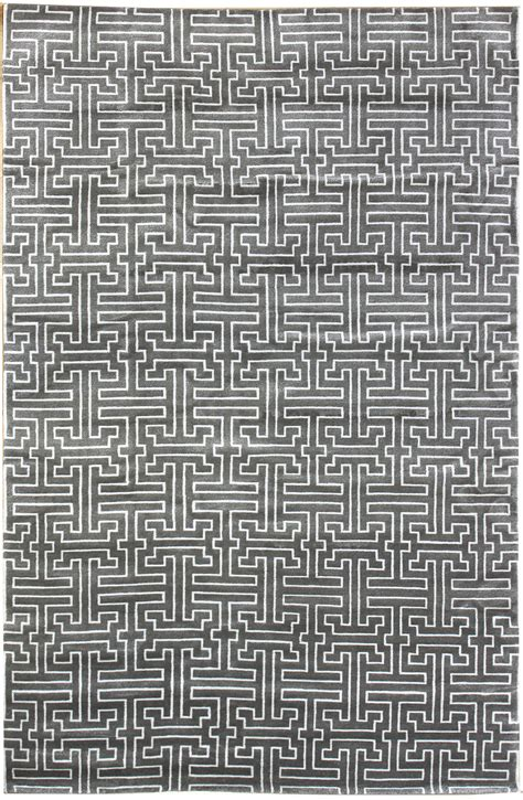 Interconnection Modern Geometric Rug J25187 Modern Pattern Rugs