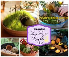 Easter Garden Ideas Resurrections Gardens And Easter Garden Ideas Easter Traditions Pinterest Gardens Garden