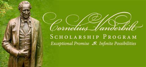 Cornelius Vanderbilt Scholarship Essay 2015 by 2015 Inside Dores Vanderbilt