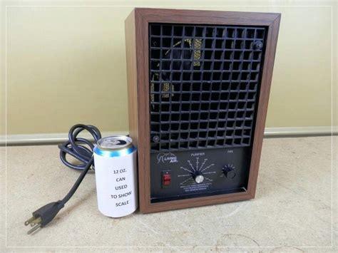 flair air purifier manual
