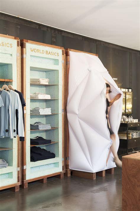 world basics pop  store atmerci schemata architects