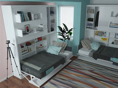 twin wall bed twin wall murphy bed system parete letto
