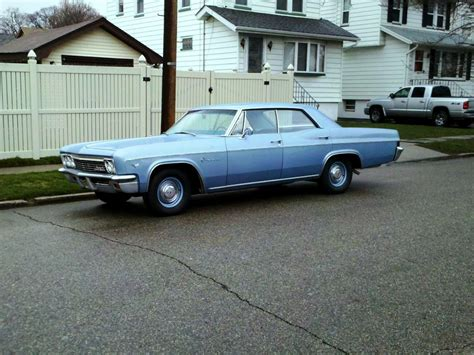66 impala 4 door my curbside classic 1966 chevrolet impala it was