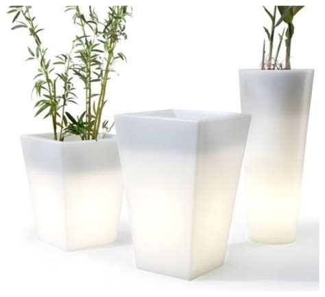 modern planters and pots offi hugo pot modern outdoor pots and planters by