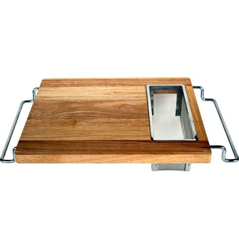 Kitchen Sink Cutting Board Sink Cutting Board 83 3708v The Home Depot