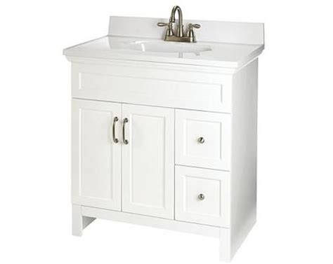Canadian Tire Bathroom Vanity by For Living Beacon Hill White Vanity Canadian Tire 209