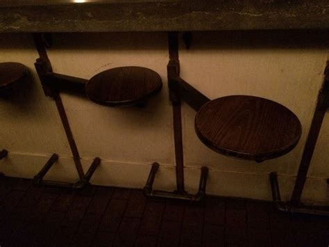 Swing Out Bar Stools Les Nyc Yes Please Pinterest