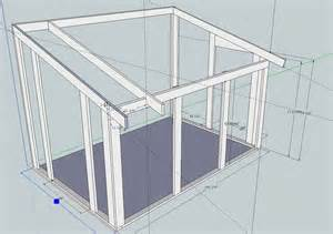 Build Your Own Sunroom Sunroom Design Using Sketchup Woodchuckcanuck