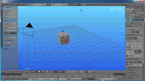 tutorial blender dasar tutorial blender 3d eps 2 memutar merubah skala