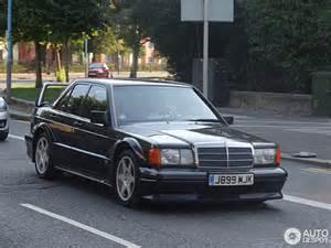Mercedes 190 Evo Mercedes 190e 2 5 16v Evo Ii 6 September 2013