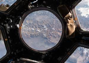 Cupola Space Station Looking Out Of The Space Station Cupola Spaceref