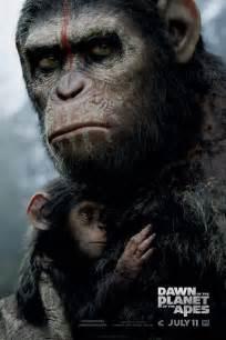 awn of the planet of the apes of the planet of the apes gets tv spot poster