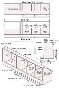 Easy To Build Floor Plans Chicken Coop Designs A Chicken Coop Plan
